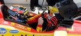 Howard fastest, Honda dominates Indianapolis 500 practice