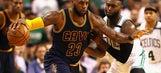Harden, James top All-NBA team; George, Hayward shut out
