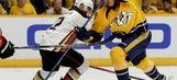 Predators face Ducks in Game 5 without star C Ryan Johansen
