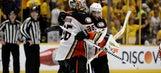 Ducks even Western finals at 2, beating Predators 3-2 in OT (May 18, 2017)