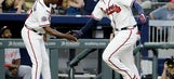 Markakis, Suzuki deliver in 8th, Braves beat Nationals 7-4 (May 19, 2017)