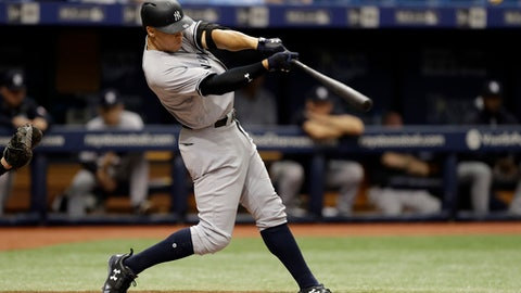 Yankees: Aaron Judge (1st round, 32nd pick, 2013)