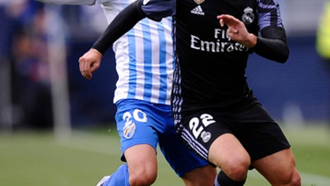 Be attentive to Isco's danger between the lines