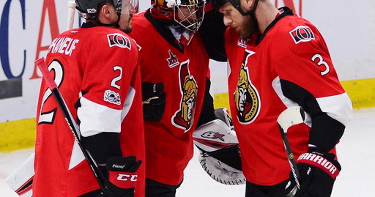 Hoffman s goal helps Senators beat Penguins to force Game 7 (May 23 ... 8494e965ccf6