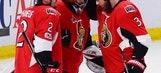 Hoffman's goal helps Senators beat Penguins to force Game 7