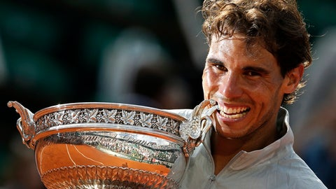 Can Nadal win No. 10?