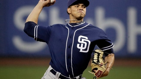 A Padres no-hitter