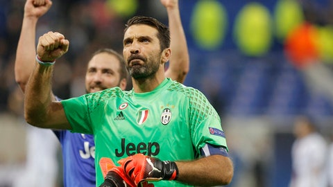 Lineup prediction: Juventus