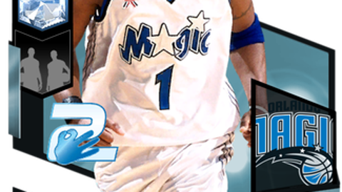 Diamond Tracy McGrady