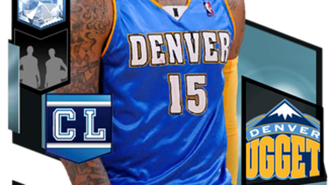 Diamond Carmelo Anthony