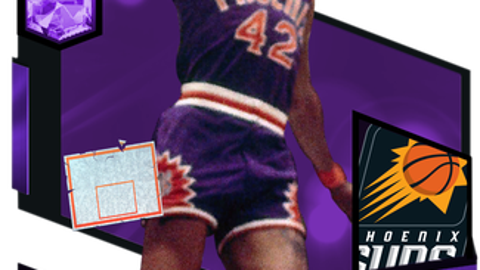 Amethyst Connie Hawkins