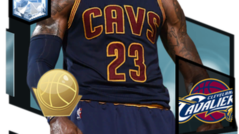 Diamond LeBron James