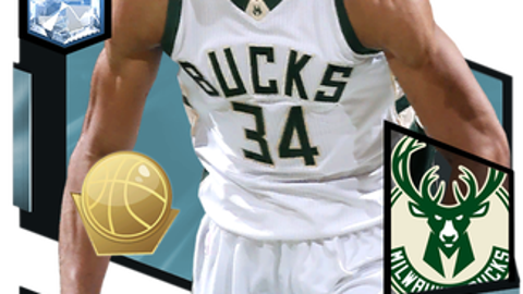 Diamond Giannis Antetokounmpo