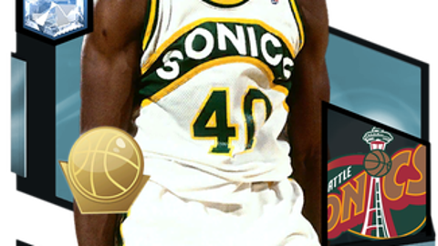 Diamond Shawn Kemp