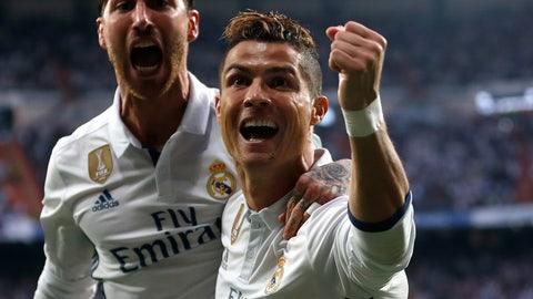 Cristiano Ronaldo: Cold as ice