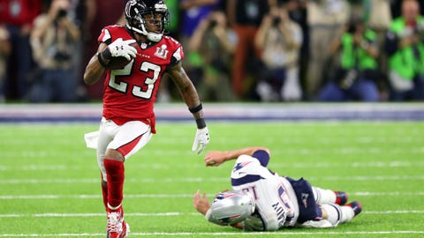 9. Will the Falcons implode?