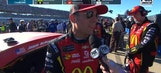 Jamie McMurray Finishes Second | 2017 TALLADEGA | FOX NASCAR