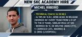 Sporting KC hires a technical coach for its academy