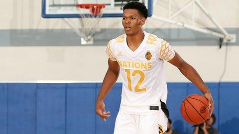 Trevon Duval, PG, Duke (freshman)