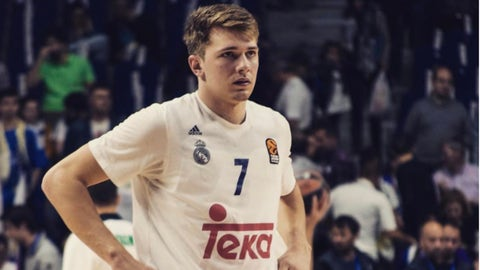 Luka Doncic, G, Real Madrid