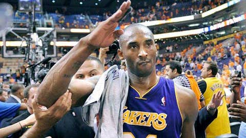 Charlotte Hornets: Trading Kobe Bryant (1996, Pick No. 13)