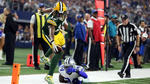 James Jones: Rodgers had to build chemistry with his young receivers in 2016