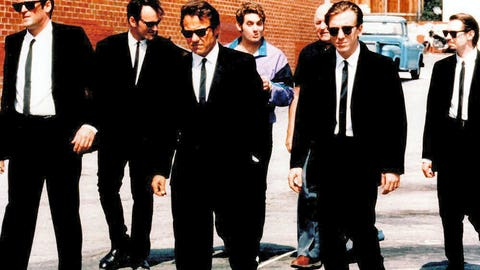 The Reservoir Dogs
