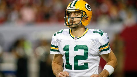 James Jones: The perception that Rodgers is a difficult teammate is wrong