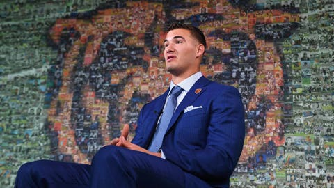 5. Can Mitchell Trubisky play?