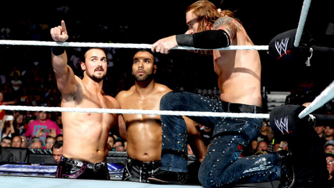 Fox Sports: During your first run with WWE, during your time as a singles wrestler and then with 3MB, did you ever think this was on the horizon for you? Was your goal then to be a world champion?