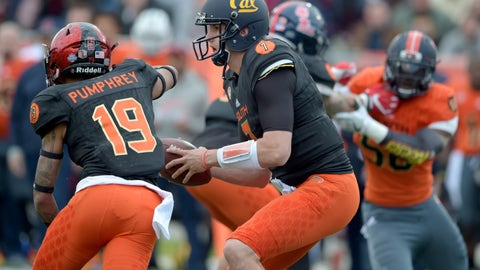 Davis Webb can be the next Eli Manning in a few years