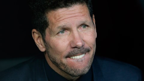 Atletico are going to need a miracle