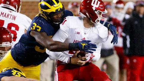 Taco Charlton was a perfect pick in the firs round