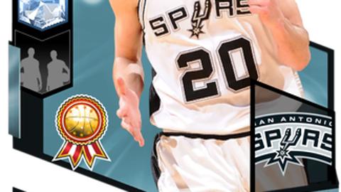 Diamond Manu Ginobili