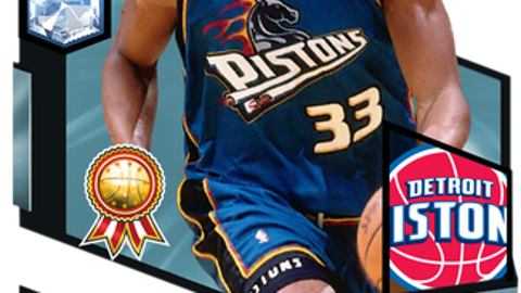 Diamond Grant Hill