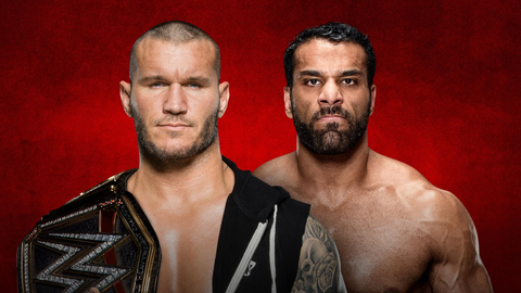 Randy Orton vs. Jinder Mahal for the WWE World Championship