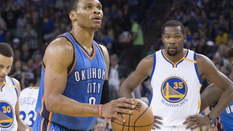 Oklahoma City Thunder: 38 years