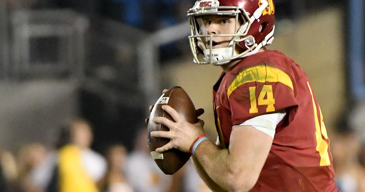 USC Football  Is Sam Darnold a sure-fire franchise quarterback ... 4867775d1