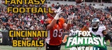 2017 Fantasy Football – Top 3 Cincinnati Bengals