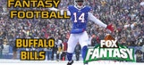 2017 Fantasy Football – Top 3 Buffalo Bills