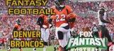 2017 Fantasy Football – Top 3 Denver Broncos