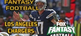 2017 Fantasy Football – Top 3 Los Angeles Chargers