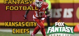 2017 Fantasy Football – Top 3 Kansas City Chiefs