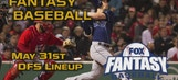 Daily Fantasy Baseball Advice – May 31 – DraftKings