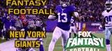 2017 Fantasy Football – Top 3 New York Giants