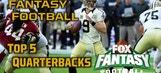2017 Fantasy Football Rankings – Top 5 Quarterbacks