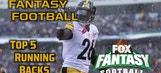 2017 Fantasy Football Rankings – Top 5 Running Backs