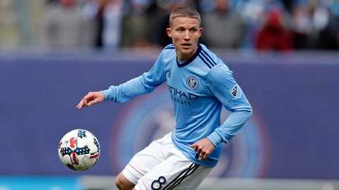 New York City FC: Alex Ring