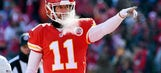 Alex Smith Can Handle the Arrival of Patrick Mahomes
