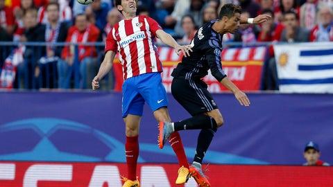 Centerback: Diego Godin (Atletico Madrid)